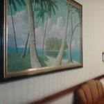 de la colección de pinturas