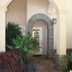 Maui Beach House entrance