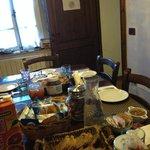 la stanza del breakfast
