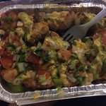 Love the pollo asada burrito bowl!