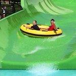 fun on the slides