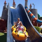 more fun on the slides