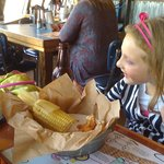 Chicken and Corn Kids Meal