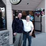 John the owner operator was very friendly like down home we felt very comfortable and the food w