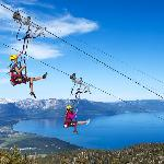 Zip Line at Heavenly Mountain Resort