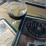 Bourbon Barrel Stout - Central Waters - Hilltop Pub & Grill Stevens Point WI