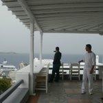 De qualquer lugar do Hotel, a vista é sempre maravilhosa, e a sensação é de muita paz!