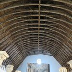 Oak ceiling only repaired once