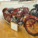 Another Antique bike in pristine condition