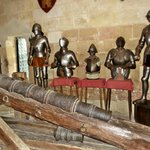 Sala das armaduras