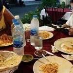 Spaghetti Special Ordered