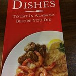 100 Dishes in Alabama