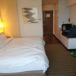 Our room 1806 at Parkroyal on Kitchener