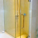 Very large walk in shower