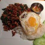 Signature Dish : Pad Gra Prao