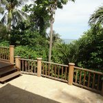 View from our Sea View Villa - #507