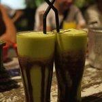 Rich and creamy avocado juice