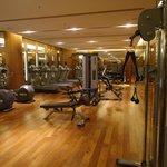 Hotel Gym.