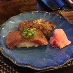 Kusho Wagyu Beef Sushi