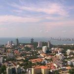 Вид на Паттайю с Park Tower