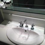 Rm 211 wash basin