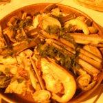 Cataplana poisson et fruits de mer pour 2