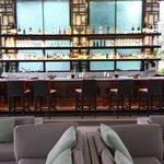 Bar near the pool