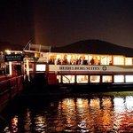 Foto de Patria Boat Restaurant at the Hotel Heidelberg Suites