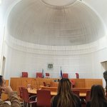 Main courtroom