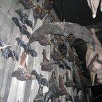 Bats waiting...