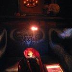 Dracula at rest...