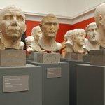 Colección de bustos