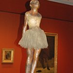 La bailarina de Degas