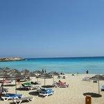 Nissi beach - adorable!