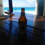 Closest bar i found to the beach hehe
