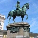 Мужик на коне (Erzherzog Albrecht)