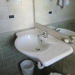 Bagno della camera 210