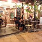 Cafe Safak,  Live Music - Michael Stanton,  Guitar