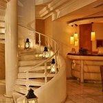 Интерьер в отеле