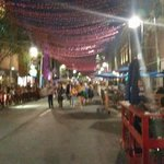 May 15 2014  The gay village Ste Catherine street getting reday for this summer.