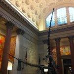The Theodore Roosevelt Rotunda (entrance lobby)