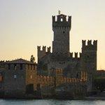 Rocca Scaligera di Sirmione - lato lago