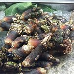 percebes de la costa da morte