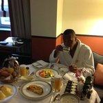 Room Dining - Breakfast