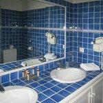 Il bagno della camera 51