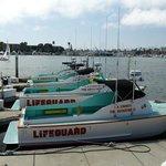 Lifeguard boats