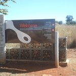 Entrance to Maropeng