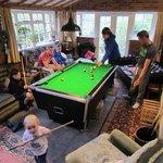 The playroom in Barlings Barn.