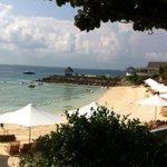 Beautiful and perfect beaches at shangrila mactan Cebu