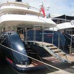 A nice yacht
